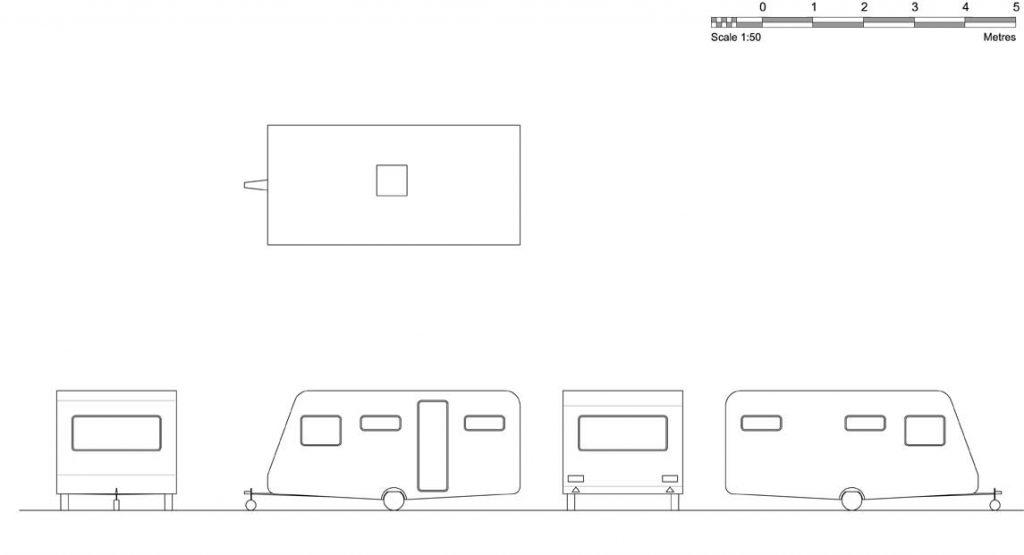 Existing caravan plans