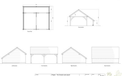 Do I need planning permission for my oak framed garage?